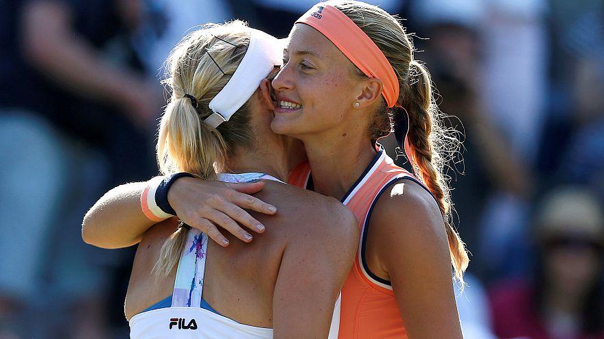 Timea Babos ist die neue Nummer 1 im Tennis-Doppel