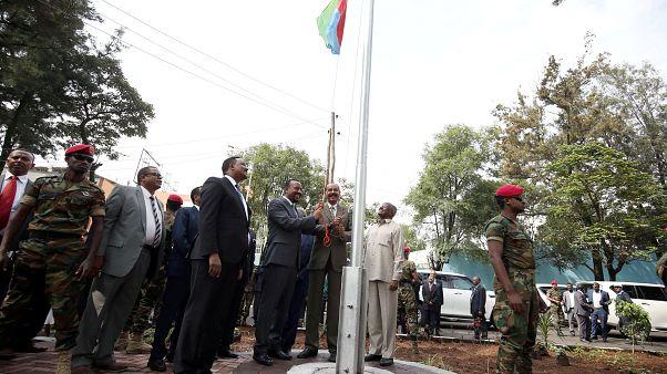 L'Eritrea ha inaugurato la sua ambasciata in Etiopia