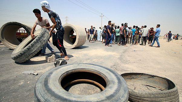 اعتراضات عراق؛ از تجمع السیبه در مرز با ایران تا آتش زدن عکس آیتالله خمینی