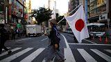 Symbolbild - Verkleideter Mensch in Tokio