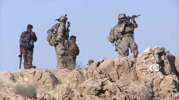 Offensive antidjihadiste en Irak