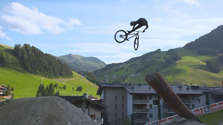 Велослоупстайл в Австрии