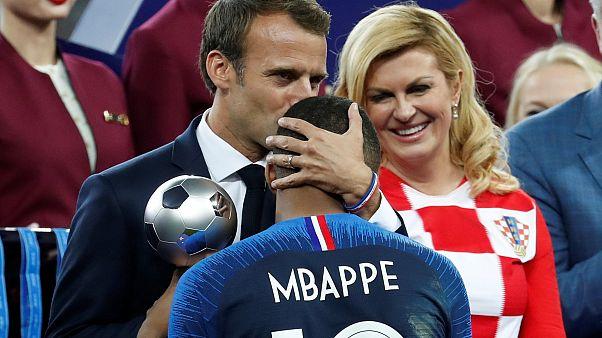 Mbappe Dünya Kupası'nda kazandığı tüm parayı engelli çocuklara bağışlayacak