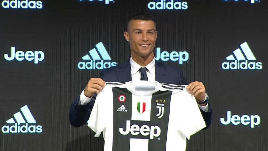 Perché la Juventus: 10 risposte di Cristiano Ronaldo in conferenza stampa