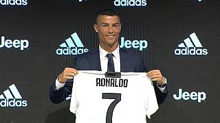 """Ronaldo (33) bei """"Alter Dame"""" Juventus gelandet: """"Alter ist nicht wichtig"""""""