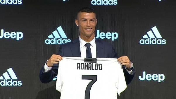 Juventus move 'not a difficult decision' for Ronaldo