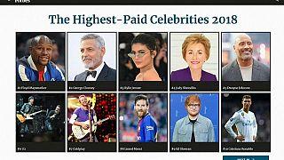 تعرف على أغنياء العالم بين المشاهير بحسب تصنيف فوربس