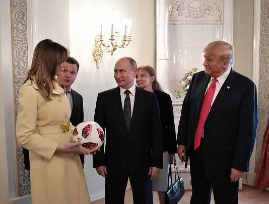REUTERS/SPUTNIK