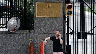 یک زن روس به اتهام تلاش برای نفوذ به تشکیلات سیاسی در آمریکا دستگیر شد