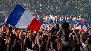 Francia, rendida a su selección