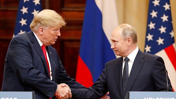 Στον απόηχο της συνάντησης Τραμπ-Πούτιν