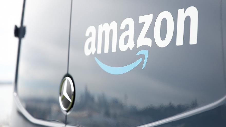 Бастует европейский Amazon