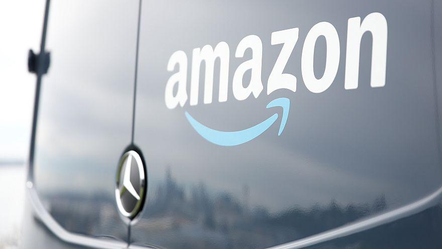 Amazon workers strike