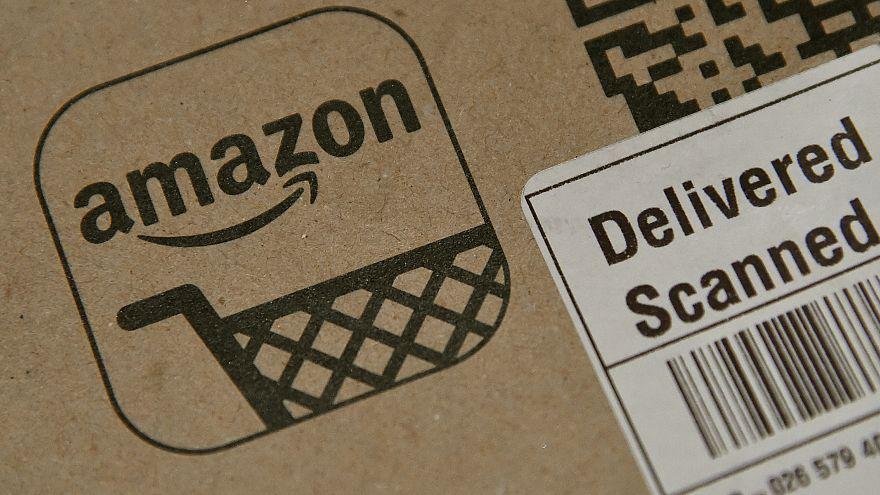 Trabalhadores europeus da Amazon em greve