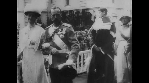 В России отметили 100-летие гибели царской семьи