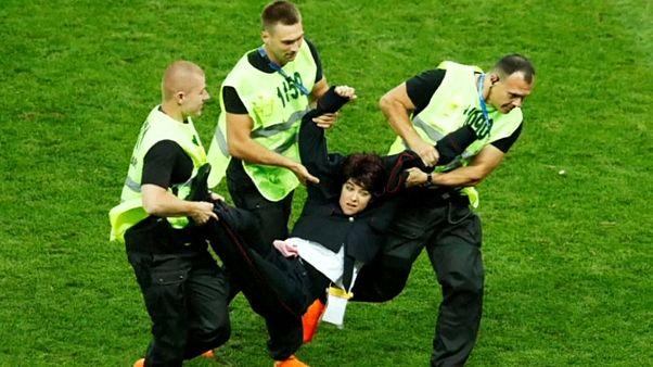 حکم گروه پانک راک مخل بازی فینال جامجهانی صادر شد