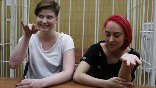 Pussy Riot condenados a 15 dias de prisão