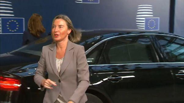 """Mogherini responde a Trump: """"el sistema de Naciones Unidas ha sido atacado"""""""