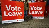 Brexit campaign group Vote Leave fined and reported to police for 'breaking electorial law'