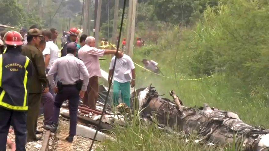 El accidente de avión en Cuba se produjo por un error humano
