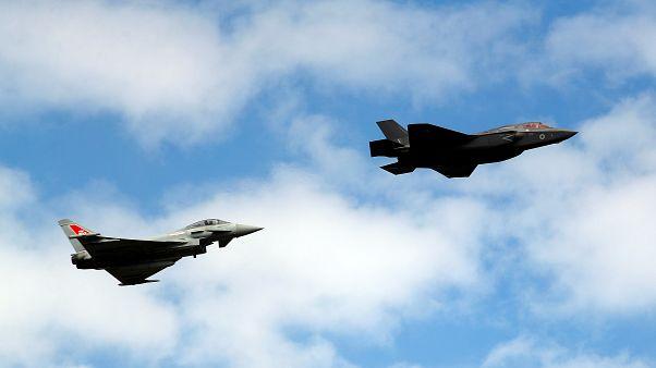 ΗΠΑ: «Είναι εξωφρενικό η Τουρκία να θέλει και τα F-35 και τους S-400»