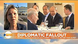 Watch: Diplomatic Fallout: Trump criticised after backing Russia over us intelligence agencies