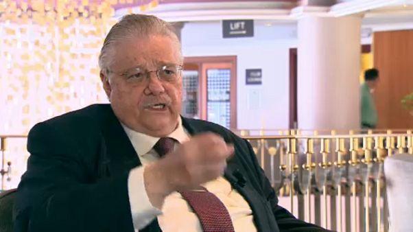 Paul Oquist nicaraguai miniszterelnök-helyettes