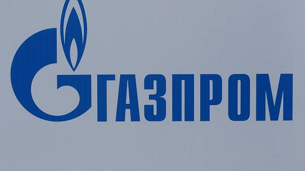 Russian energy company Gazprom supplies gas to the EU via Ukraine