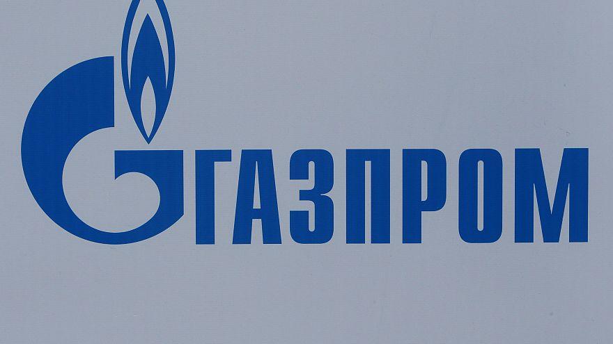 Russian energy company Gazprom supplies gas to the EU via Ukraine