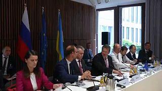 Moskau und Kiew an einem Tisch - Gespräche über Gas-Transit