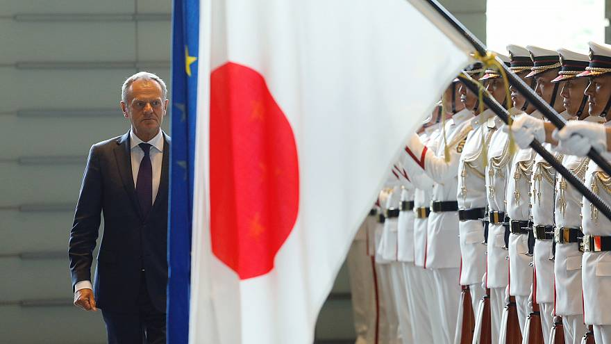 EU agrees data transfer deal with Japan