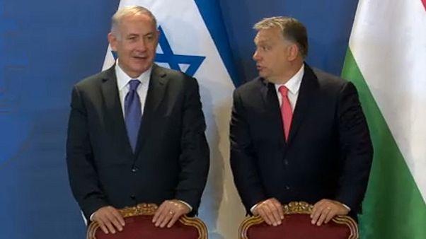 Orbán szerdán Izraelbe látogat