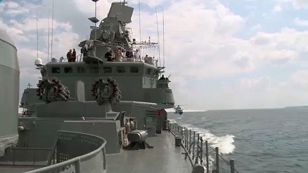 ΝΑΤΟ: Ξεκίνησε η άσκηση Sea Breeze στη Μαύρη Θάλασσα