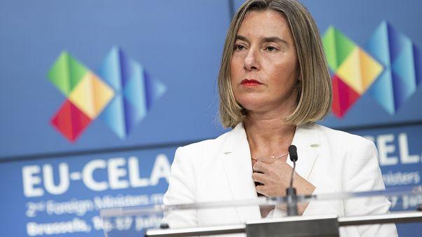 L'UE demande la fin des violences au Nicaragua