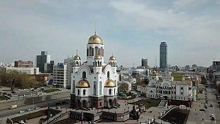 Rusia conmemora el asesinato de la familia imperial