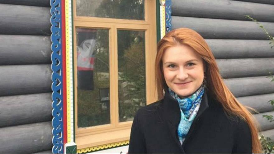Wer ist die 'waffenverliebte russische Spionin' Maria Butina?