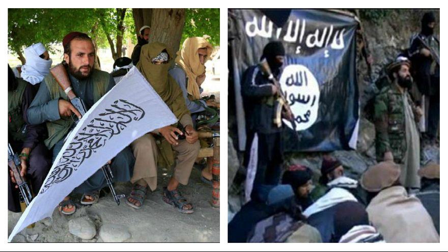 حمله انتحاری داعش در شمال افغانستان به کشته شدن شماری از نیروهای طالبان انجامید