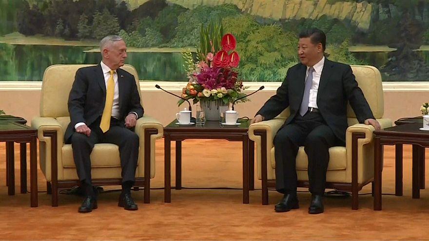 La guerra d'Africa fra l'aquila usa e il dragone cinese