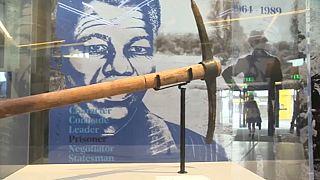 London celebrates the centenary of Nelson Mandela's birth