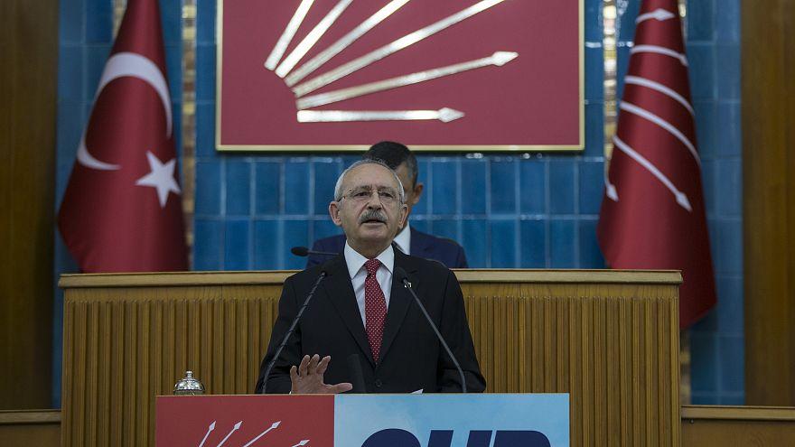 kemal kılıçdaroğlu, TBMM, ODTÜ, tutuklanan öğrenciler, karikatür