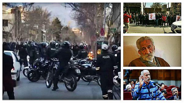 ۲۵۸ نفر از بازداشتشدگان ناآرامیهای اسفند ماه محکوم شدند