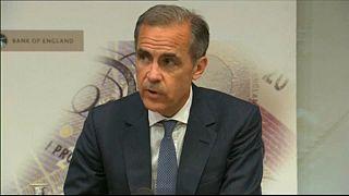 El Banco de Inglaterra avisa de una posible revisión de los tipos de interés