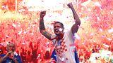 Загреб встречает серебряных призёров