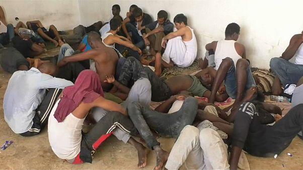 Oito migrantes morrem no interior de camião frigorífico