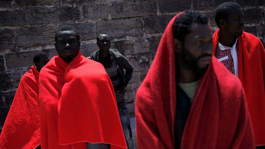 España supera a Italia en llegada de inmigrantes por el Mediterráneo