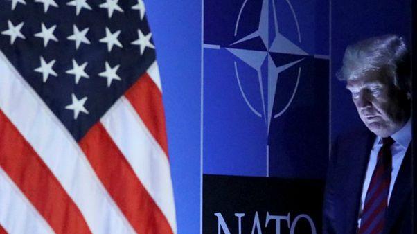 ترامب : الناتو عاد قوياً بفضلي ولقائي مع بوتين كان أفضل من لقائي بقادة الناتو