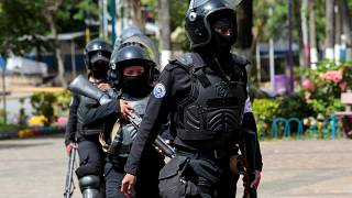 Funerais em tom de protesto na Nicarágua