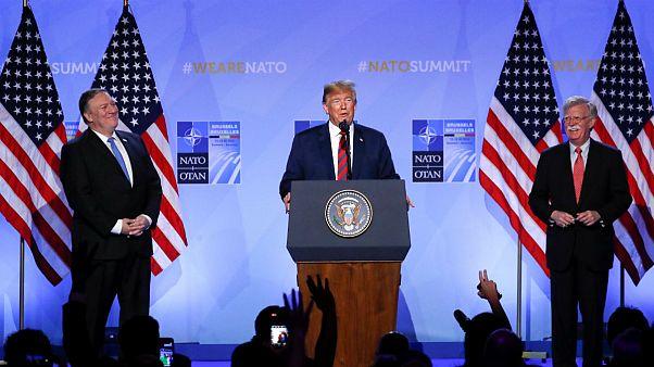 آمریکا درخواست سه قدرت اروپایی برای معافیت از تحریم ایران را رد کرد