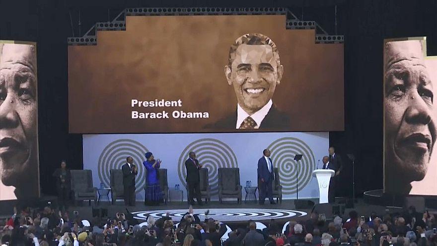 """هجوم مبطن لأوباما على ترامب و""""سياسة الرجل القوي"""""""