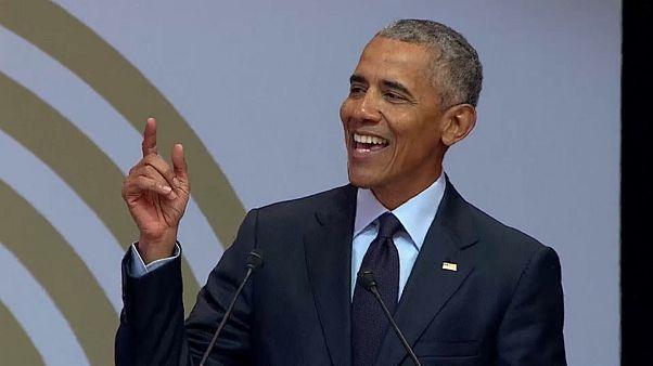 Obama lobt WM-Gewinner: «Wie Gallier sehen die nicht alle aus»